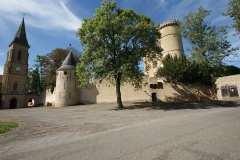 Château - Nederlands: Kasteel Saint-Blancard