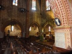 Chapelle Notre-Dame de Cahuzac - La chapelle Notre-Dame de Cahuzac à Gimont.