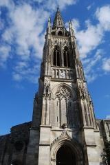Eglise Saint-Jean - Français:   Église Saint-Jean de Libourne,  (Inscrit, 1997)