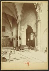 Eglise Saint-Pierre et vestiges du prieuré -