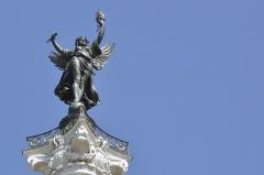 Monument élevé à la mémoire des Girondins - Monument aux Girondins (Classé)