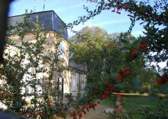 Château Belin - English: Belin castle