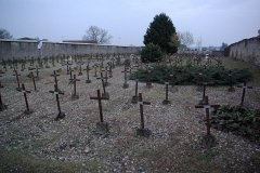 "Cimetière dit "" cimetière des Oubliés "" - English: Churchyard of the Forgotten. Cadillac (Gironde, France). National Heritage Site of France."