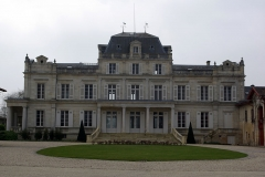 Château Giscours - This building is inscrit au titre des monuments historiques de la France. It is indexed in the base Mérimée, a database of architectural heritage maintained by the French Ministry of Culture,under the reference PA33000147 .