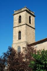 Eglise paroissiale Saint-Martin - Français:   France - Languedoc - Hérault - Alignan-du-Vent - Église Saint-Martin