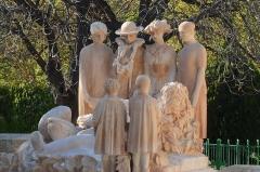 Monument aux morts - Monument aux morts, détail