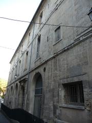 Ancienne maison de la Miséricorde et bureau de bienfaisance - Català: Antiga casa de la Misericòrdia (Montpeller)