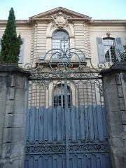 Evêché - Català: Palau Episcopal de Montpeller