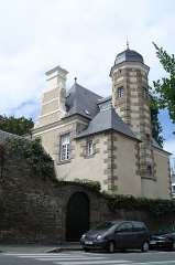 Malouinière de la Verderie, à Saint-Servan -
