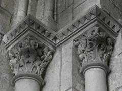 Eglise Notre-Dame - Français:   Église Notre-Dame de Châteauroux (Indre, France), clocher-porche