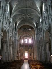 Eglise Notre-Dame - Français:   Église Notre-Dame de Châteauroux (Indre, France)