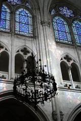 Eglise principale Saint-André - Français:   Vue intérieure de l\'église Saint-André à Châteauroux