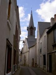 Eglise paroissiale Notre-Dame - Français:   PA37000014