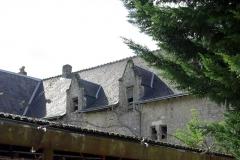 Logis seigneurial de Parçay - Français:   Logis seigneurial de Parçay.