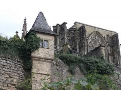 Ancienne église paroissiale Notre-Dame de la Jayère - Église Notre-Dame de la Jayère _Eglise Saint-Antoine-l'Abbaye 38160 PA38000020 VAN DEN HENDE ALAIN CC -BY-SA 4 0 02022