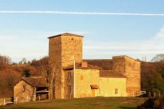 Maison forte des Allinges - Français:   Maison forte des Allinges, Saint-Quentin-Fallavier, Isère, France