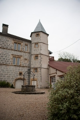 Château - Français:   Château de Sirod