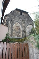 Monastère des Annonciades - Français:   Monastère des Annonciades de Saint-Amour, Jura.