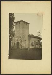 Eglise Saint-Avit -