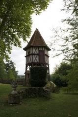 Domaine de Fondat - Français:   Le château de Fondat est situé dans le département français des Landes, sur la commune des Saint-Justin en France.