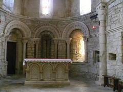 Eglise Saint-Etienne - English: Saint-Étienne's church of Biarrotte (Landes, Aquitaine, France).