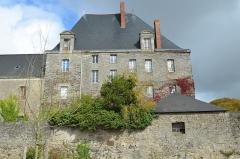 Ancien couvent des Ursulines, petit séminaire - Français:   Couvent des Ursulines, actuellement désaffecté - Guérande (Loire-Atlantique)