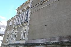 Hôtel Leglas-Maurice - Français:   Hôtel Leglas-Maurice, façade NE, vue d\'ensemble avec baies vitrées,  134 boulevard Bellamy