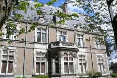 Hôtel Leglas-Maurice - Français:   Hôtel Leglas-Maurice, façade S-W, 134 boulevard Bellamy