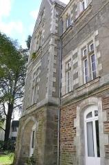 Hôtel Leglas-Maurice - Français:   Hôtel Leglas-Maurice, façade NE, 134 boulevard Bellamy