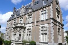 Hôtel Leglas-Maurice - Français:   Hôtel Leglas-Maurice, angle S-W et S-E, 134 boulevard Bellamy