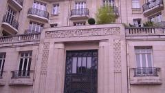 Immeuble de la Compagnie générale d'Accident (CGA) - English: Caisse Général Accidents building, Nantes