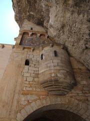 Chapelle Saint-Michel - English: Rocamadour, Lot, FRANCE
