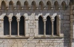 Cité religieuse - Français:   Triforia, cité religieuse de Rocamadour, Lot, France