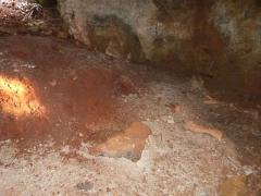 Site archéologique de la phosphatière du Cloup d'Aural - Français:   Phosphatière du Cloup d\'Aural (Inscrit)