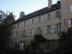 Domaine de Saint-Lambert - Français:   Château de Saint-Lambert