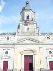 Eglise Sainte-Madeleine - Français:   Segré - Eglise