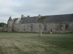 Manoir d'Inthéville - Français:   Manoir d\'Inthéville, Fermanville