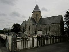 Eglise Saint-Martin - Français:   La Meurdraquière, Manche