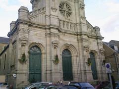 Eglise Saint-Gervais-Saint-Protais -  Kerk Avranches