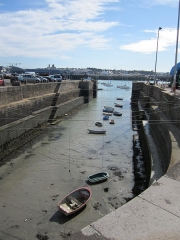 Forme de radoub du port de Granville - Français:   fr:Forme de radoub du port de Granville