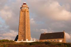 Phare du Cap Lévi - English: Cap Levy lighthouse, Manche, France