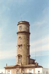 Phare de Gatteville et ancien phare, sémaphore de Barfleur -  Sémaphore du Phare de Gatteville