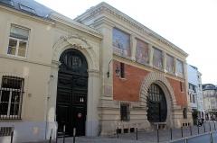 Cellier d'expédition - English: Reims, champagne company G.H. Mumm