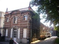 Hôtel de Ville, ancien hôtel Auban-Moët - Communs de l'hôtel de ville d'Épernay (Marne, France)