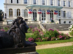 Hôtel de Ville, ancien hôtel Auban-Moët - Hôtel de ville d'Épernay (Marne, France)