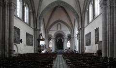 Chapelle Sainte-Croix -  Cathédrale de la Trinité, Laval, France