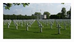 Cimetière américain -  American Cemetery at Saint Mihiel