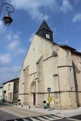 Eglise Saint-Calixte - Français:   Eglise Saint-Calixte dans la rue de Bar.