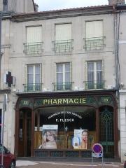 Pharmacie Malard - Français:   Pharmacie Malard à Commercy (Meuse, France)