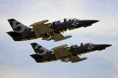 "Ancienne enceinte urbaine -  The 2016 Melbourne Airshow included: 1-Northrop Grumman X-47B BuNo:168063 AV1 Salty Dog 501 UCAS-D Air Vehicle System of CVW9 2-E-2D Advanced Hawkeye BuNo:168594/602 of VAW-125 (Carrier Airborne Early Warning Sqn 125)   ""the Torch Bearers"" of the USS Theodore Roosevelt CVW-1 3-WC-130J 98-5307/5307 Super Hercules ""Weather Bird"" of the 403rd WG, 53 WRS AFRC Hurricane Hunters based at Keesler AFB, MS.  4-F-16C Block 50 91-0398 c/n:cc-96 Viper Demo Team of the 79 FS, 20 FW ""Tigers"" at Shaw AFB, SC included USAF Pilots Major Craig ""Rocket"" Baker and Capt. Adam ""Hawk"" Fuhrmann. 5-HH-60L Pave Hawk FL 26230 c/n:70-1597 of the 920th RW, Patrick AFB, FL. 6-Thunderbird painted F-4 Phantom Nose Section used as a photo prop. 7-N593RH / WR016 1959 DE Havilland DH115 Vampire T.55 s/n: 986 8-N351MX / NL351MX P-51D ""February"" AAF 44-74391 ""Lt. Jim Brooks"" MX-1 13.5 Kills. 9-N10VD 1968 Grumman OV-1D Mohawk c/n:162c, ex 68-15958. The Breitling American Tour 2016: 10-ES-YLN Aero Vodochody L-39C Albatross c/n:533637, Breitling Number 1. 11-ES-YLI Aero Vodochody L-39C Albatross c/n:691876, Breitling Number 2. 12-ES-YLX Aero Vodochody L-39C Albatross c/n:432905, Breitling Number 3. 13-ES-YLR Aero Vodochody L-39C Albatross c/n:691880, Breitling Number 4. 14-ES-TLF Aero Vodochody L-39C Albatross c/n:132114, Breitling Number 5. 15-ES-YLF Aero Vodochody L-39C Albatross c/n:433141, Breitling Number 6. 16-ES-YLP Aero Vodochody L-39C Albatross c/n:533620, Breitling Number 7. The Aeroshell Formation Team: 17-N791MH 1951 T-6G c/n:182-478- Mark Henley-AEROSHELL 1 18-N3267G 1943 SNJ-5 s/n:51971- Alan Henley-AEROSHELL 2 19-N4762C 1958 AT-6 c/n:121-43211-AREOSHELL 3 20-N991GM 1941 AT-6C c/n:88-17575-AEROSHELL 5 21-N911HR 1999 Eurocopter EC-135P-1 c/n:0130 of Holmes Regional Medical Center, Melbourne, FL. 22-N860AR 1990 Bell 412SP s/n:36019. 23-N606AR 1984 EADS CASA 212-200 s/n:304. 24-N30169 1941 Waco UPF-7 c/n:5566 ""Biplane Rides"". 25-N89B 1987 Classic Aircraft Corp WACO "